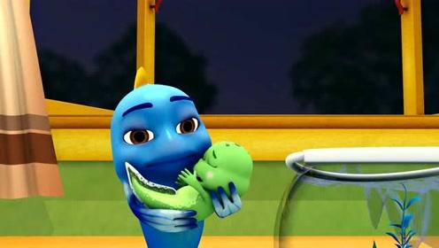 第14集看点 菲乐菲宝悉心照料蛙宝宝,超级暖心!