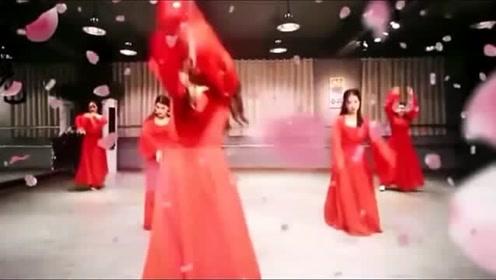 超美的中国风古典舞蹈《凉凉》