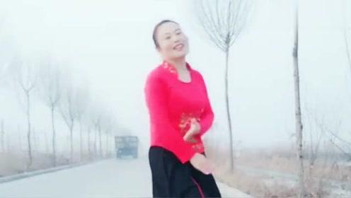 广场舞《天苍苍野茫茫》,体态轻盈,简单易学,一起来跳舞吧!
