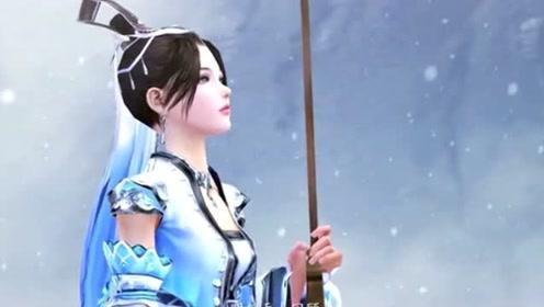 栖迟 - 眉间雪 - MV版