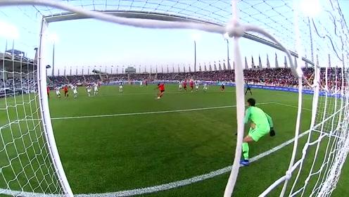 国足亚洲杯首败,孙兴慜造点帮助韩国2-0击败中国