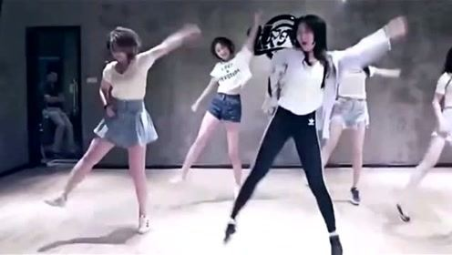 《good time》舞蹈教学视频,小清新爵士舞翻跳