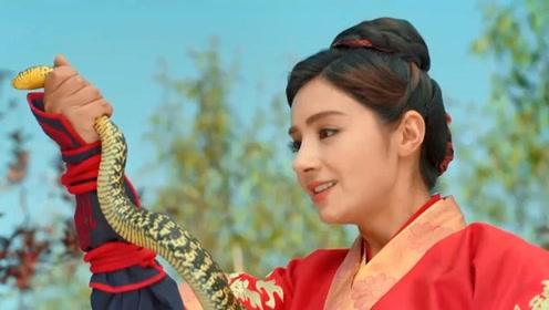 《重耳传奇》重耳身中剧毒,公主为他徒手抓蛇,侠士都佩服