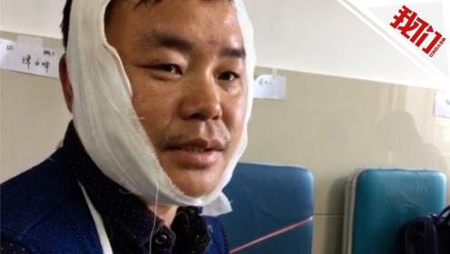 响水爆炸伤者:两次被冲击波击倒 马路上拦住公交到医院