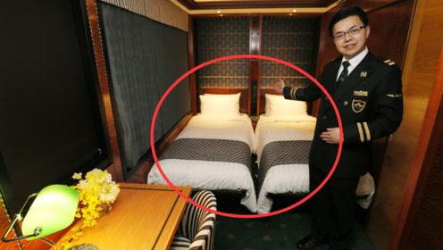 中国和日本,火车卧铺有多大区别?游客:一个是忍受一个是享受!