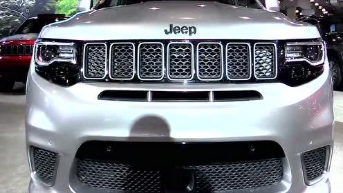 这颜值惊到我!新款吉普jeep出现在纽约车展