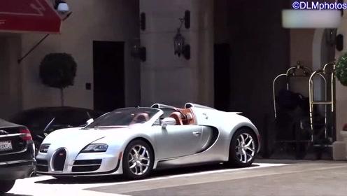 大街上碰到一辆布加迪跑车,认出车主后我瞬间不敢超车了!