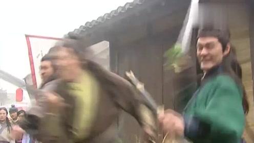 连城诀:笙儿用包子当飞镖,竟把他们都打傻了,这一招厉害了!