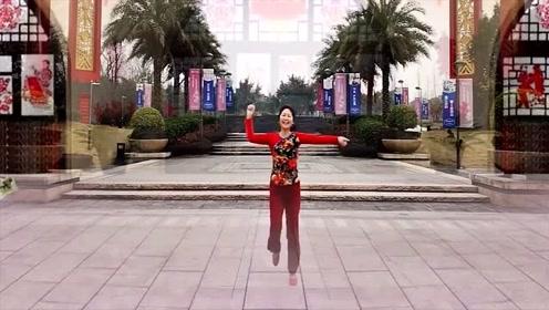 广场舞个人版,辣妈你可以跳得更有自信