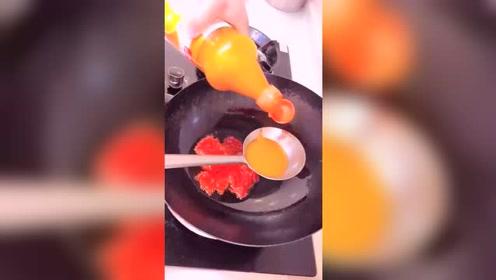 美食食谱:果汁里脊,看着就已经流口水,吃货们快转发给男朋友吧。