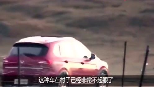 朱之文买了小轿车,村民堵门口:给一家买一辆,反正你是土豪!