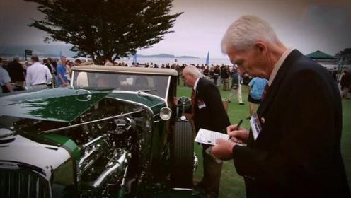 美国人果然很壕,老外:一个普通的百万富翁带着仅值百万的车!