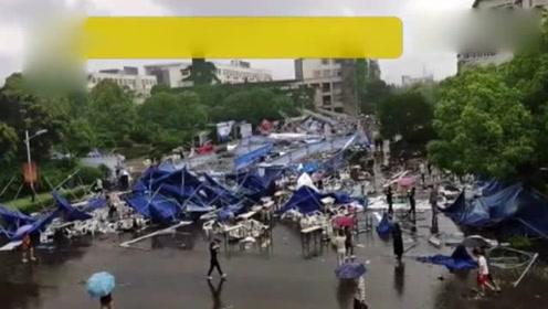 视频曝光!温州突发狂风冰雹致多名学生受伤,其中5人伤势较重