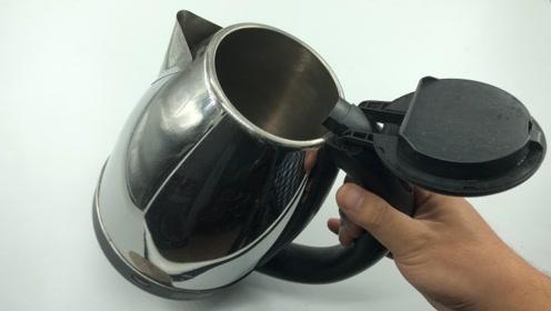 你家有闲置的烧水壶吗?这些用途太厉害,花钱都买不来,回家找找