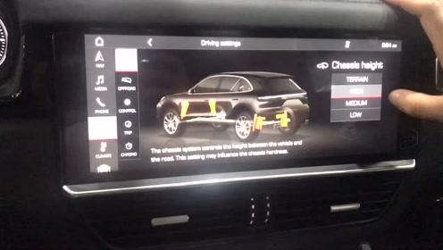 保时捷新一代颜王卡宴2.9TS高端SUV运动感十足新增SC组件性能大增