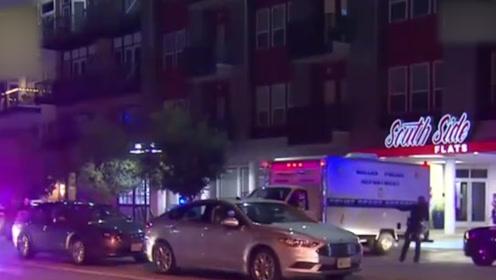 美国女警开枪击毙闯入家中的陌生男,结果发现自己走错屋了