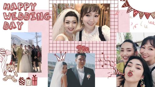 超乎想象的高铁婚车,最酷的姐妹和最酷的婚礼