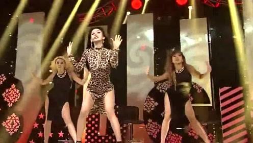 """大爆炸""""国民妖精""""李孝利,最性感的舞蹈之一,完全美爆了!"""