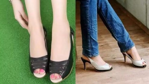 会穿的30岁女人,从来不碰这三款鞋子,无论怎么搭配都太土气