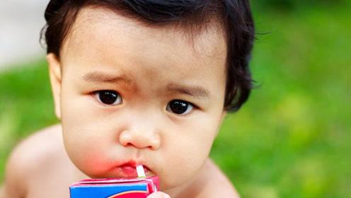 这种饮料已上黑名单孩子发育慢 还有家长在给宝宝喝