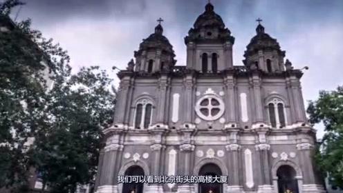 北京街头100年前是什么样子?珍贵历史镜头曝光,看完大为惊叹