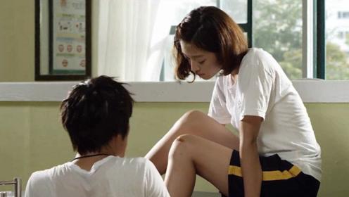 十一岁女生家庭伦理电影_3分钟看韩国伦理片,女生为了破坏老师的家庭不择手段,自食恶果