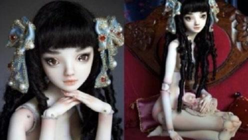 """""""土豪们的玩具"""",堪称世界上最贵的洋娃娃,网友:好想要"""