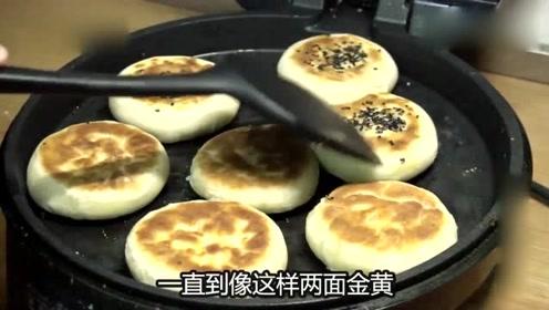 烙饼这样做特别起层,一次烙8个,松软香甜,做法简单易学