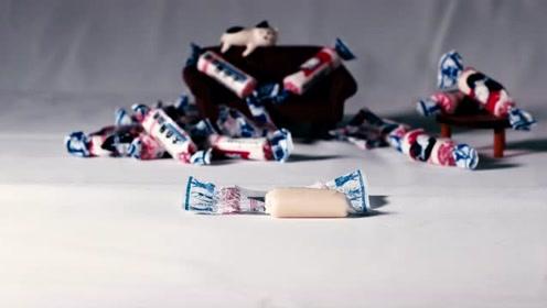 140秒揭秘大白兔奶糖制作全流程