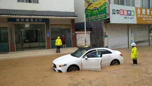 """广西一场倾盆大雨,掀开了新能源又一块""""遮羞布""""!车主悔不当初"""