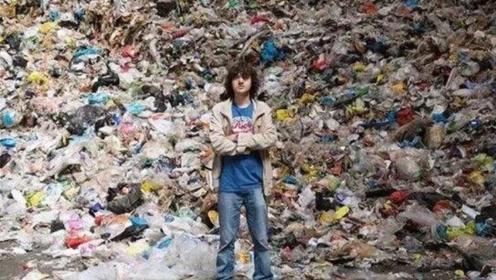 """荷兰小伙发明""""垃圾回收神器"""",5年将能清除太平洋42%的垃圾"""