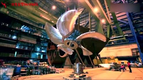 中国造出世界最大螺旋桨,直径12.5米,美日瞬间变柠檬精!