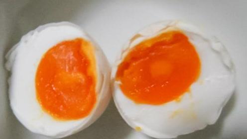 吃咸鸭蛋有什么好处?不仅补钙还能清肺火
