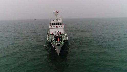 中国海警21101舰宣传片