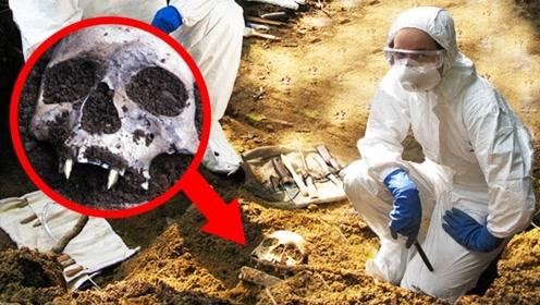 5个惊人的考古发现!吸血鬼真实存在?