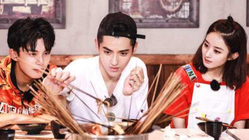 赵丽颖开的饭店 顾客表示完全没法点餐