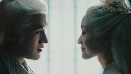白发王妃:无忧喝下逆雪之毒,瞬间白了发,减寿十年,容乐泪崩了