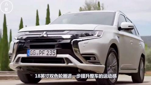 20万买合资七座四驱SUV,三菱欧蓝德高性价比不输丰田汉兰达