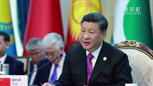 """习主席今年三次出访 始终强调""""多边主义"""""""