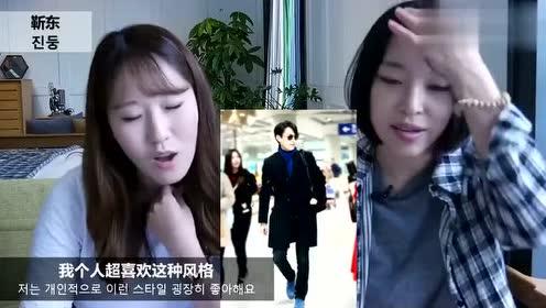 在韩国人看来 最潮的中国男明星会是谁呢