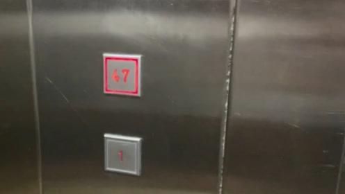 没点智商都不敢做电梯了!重庆高能电梯上线