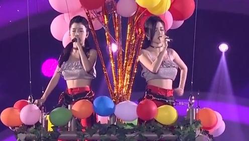 By2明日之子再出发,18岁时她们跳舞就很惊艳,换装全场尖叫