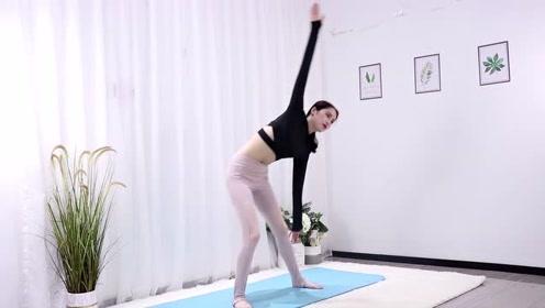 夏季最佳v大腿大腿,每天坚持3分钟,肚子和动作都瘦了瘦身护腰服图片