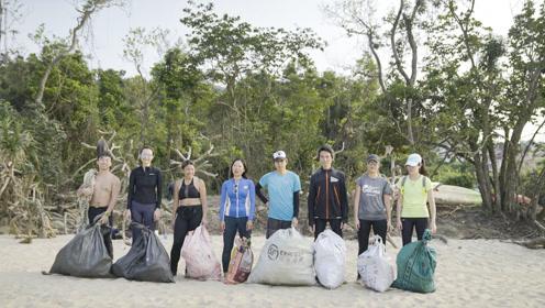 香港海洋垃圾有多少?刚捡完下一秒又漂过来