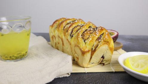 好利来面包VS自制面包!最佳颜值面包的诞生!
