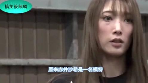 格斗女神撞脸黑泽志玲,教练称其真材实料,网友:爱到不行