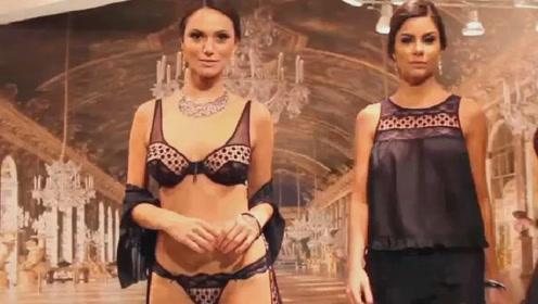泰国内衣秀,高挑模特轻装上阵,性感身材尽显