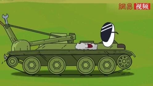 坦克世界:kv44等坦克与利维坦激战,利维坦招架不住了图片