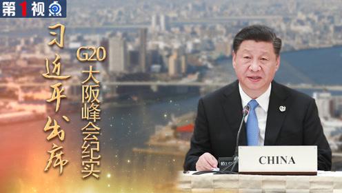 中国全方位外交的成功实践——习近平出席G20大阪峰会纪实