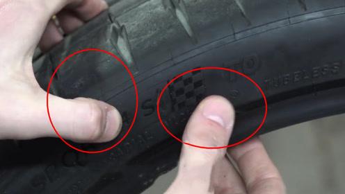 怎么用肉眼分辨一条轮胎是贵还是便宜?